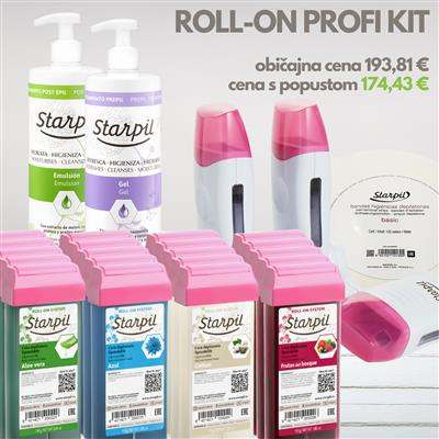 ROLL-ON PROFESIONAL KIT