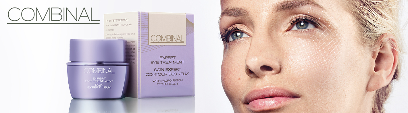 Combinal Expert Eye Treatment Cream